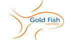 Logo Gold Fish