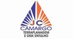 Logo JC Camargo Terraplanagem e Disk Entulhos