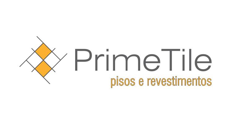 Logo Prime Tile Pisos e Revestimentos