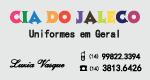 Logo Cia do jaleco