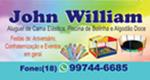John William Aluguel de Brinquedos