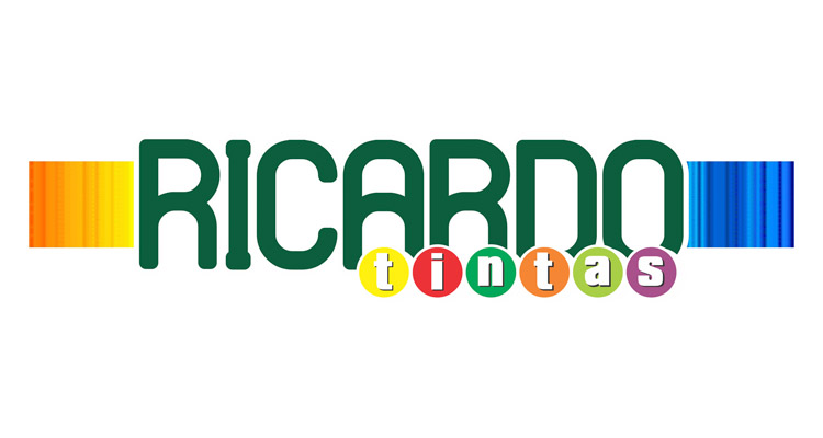 Logo Ricardo Tintas