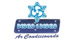 Logo Degelo e Degelo Ar Condicionado