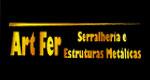 Logo Art Fer - Serralheria e Estrutura Metálica