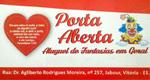 Logo Porta Aberta Fantasias