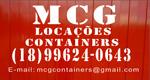MCG Locação de Containers