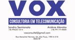 Logo Vox Consultoria em Telecomunicação