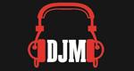 Logo DJM Produções e Eventos