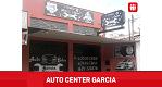 Logo Auto Center Garcia