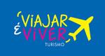 Logo Viajar é Viver Turismo