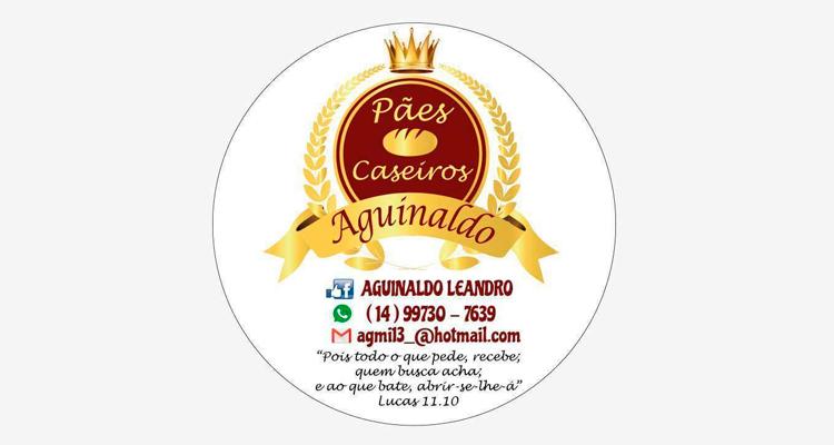 Logo Aguinaldo Pão Caseiro
