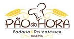 Logo Pão da Hora Padaria e Delicatéssen
