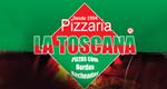 Logo Pizzaria La Toscana