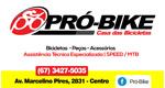 Logo Pró-Bike Casa das Bicicletas