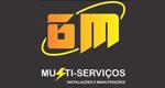 Logo GM Multi-Serviços