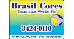Logo Brasil Cores