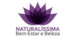 Logo Naturalíssima Bem Estar e Beleza
