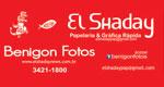 El Shaday Papelaria, Gráfica Rápida e Benigon Fotos