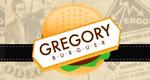 Logo Gregory Burguer | Hamburgueria