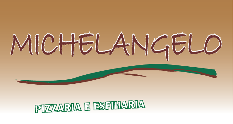 Logo Pizzaria e Esfiharia Michelangelo