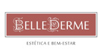 Logo BelleDerme Estética e Bem -Estar