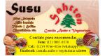Logo SAHTTEN - Susu Comidas Árabes e Vegetarianas
