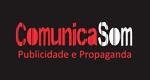 Logo Comunicasom Publicidade e Propaganda