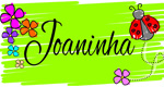 Logo Joaninha
