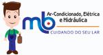 Logo MB Ar Condicionado, Elétrica e Hidráulica