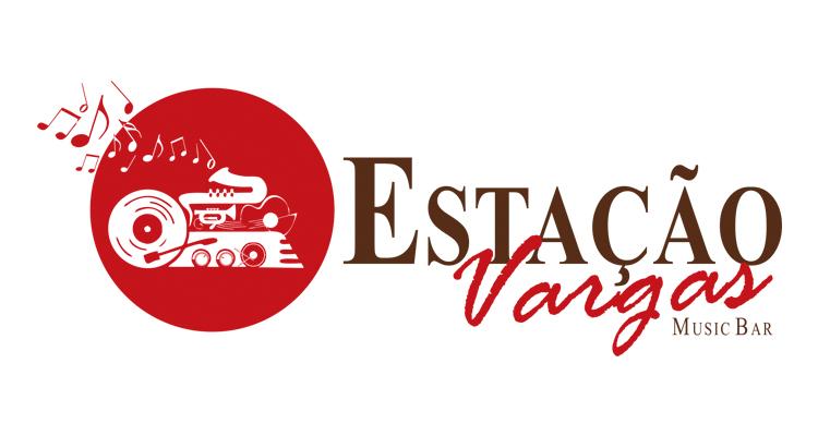 Logo Estação Vargas Music Bar