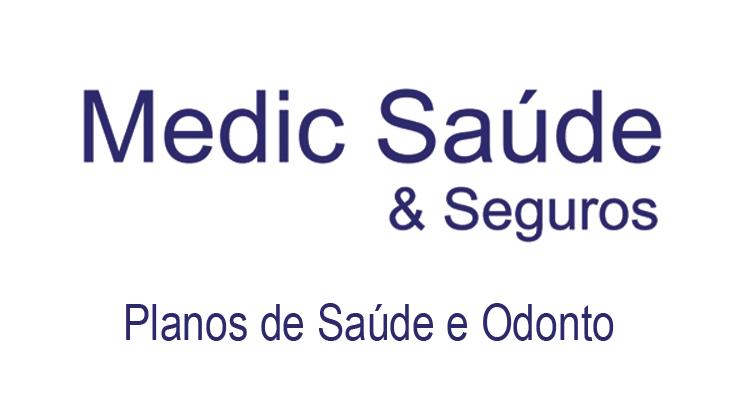 Logo Medic Saúde