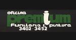 Logo Oficina Premium Funilaria e Pintura