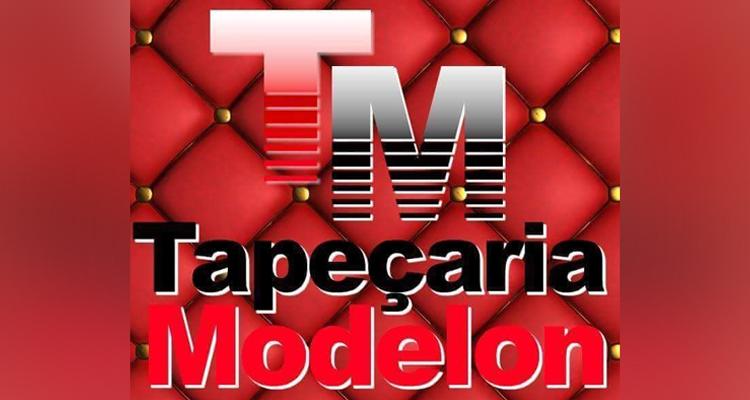 Logo Tapeçaria Modelon