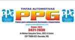 Logo Tintas Automotivas PPG