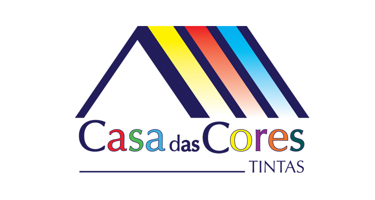 Logo Casa das Cores Tintas -  Loja 2