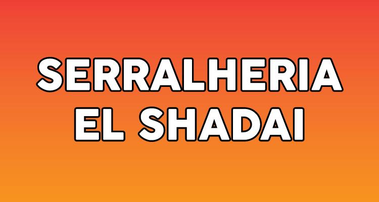Logo Serralheria El Shadai