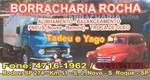 Logo Borracharia Rocha