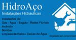 Logo HidroAço
