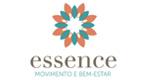 Logo Essence Movimento e Bem Estar