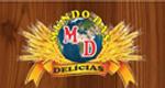Logo Panificadora Mundo das Delícias