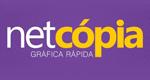 Logo NetCópia Gráfica Rápida