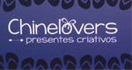 Logo Chinelovers Presentes Criativos