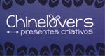 Logo Chinelovers Presentes Criativos