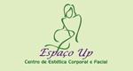 Logo Espaço Up - Centro de Estética Corporal e Facial
