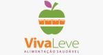 Logo Viva Leve Alimentação Saudável