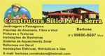 Logo Construtora Sítio Pé da Serra
