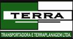 Logo Transportadora e Terraplanagem Terra