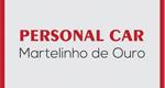 Logo Personal Car Martelinho de Ouro