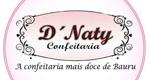 Logo D' Naty Confeitaria