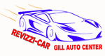 Logo Revizzi Car Gill - Auto Center